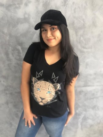 T-Shirt Onça pretinha