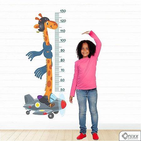 Régua de Crescimento Girafa Piloto