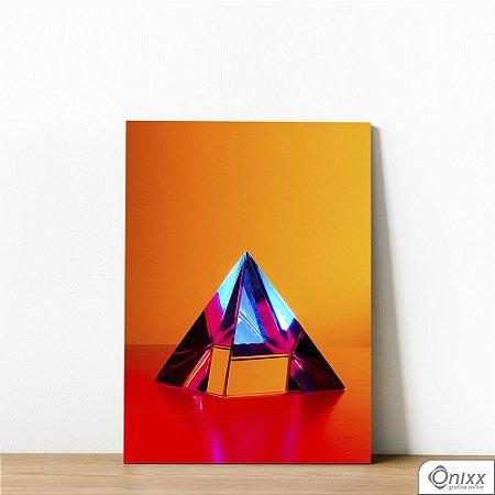Placa Decorativa Colors N Prisma