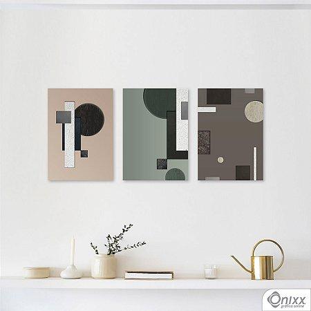 Kit de Placas Decorativas Concept Industry