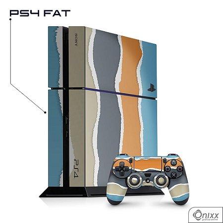Skin PS4 Cool Stripes