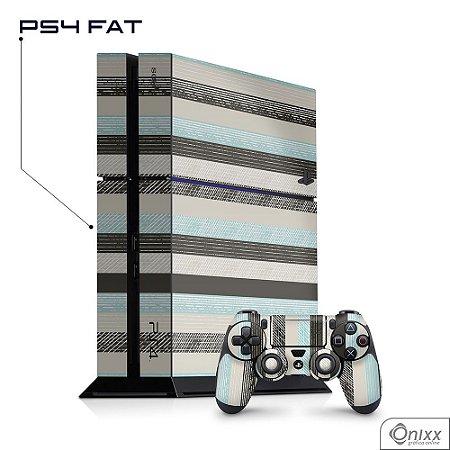 Skin PS4 Stripes