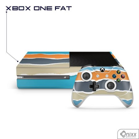 Skin Xbox Cool Stripes