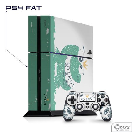Skin PS4 Dino