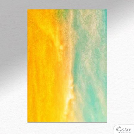 Placa Decorativa Sunshine In The Sky A4