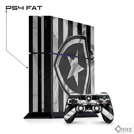 Skin PS4 Flag Botafogo