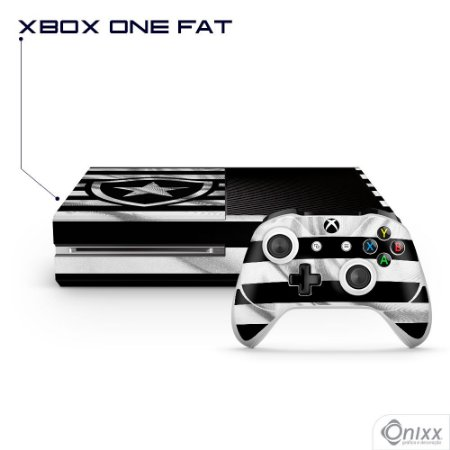 Skin Xbox Flag Botafogo