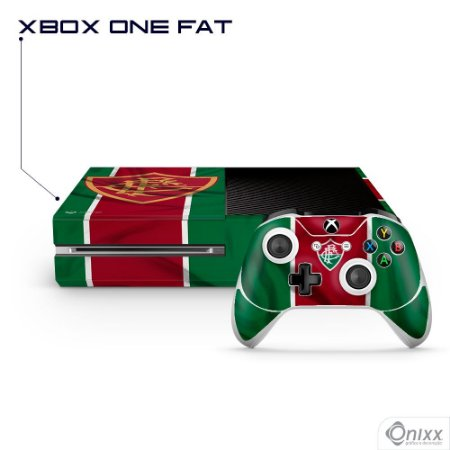 Skin Adesiva Xbox Flag Fluminense