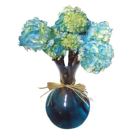 Blue Hortênsia