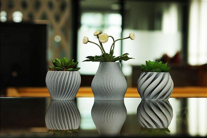 Coleção de vasos Fasilli