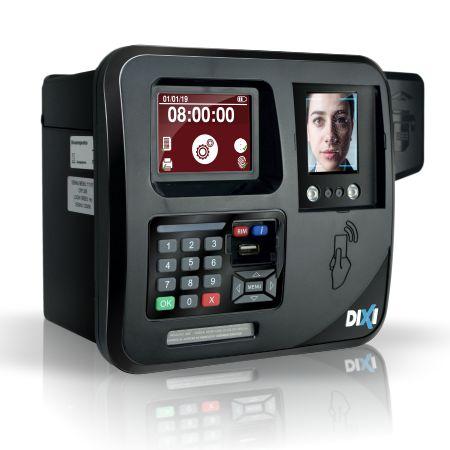 Relógio de Ponto Facial IREP + Software + Suporte | Plano Mensal Combo
