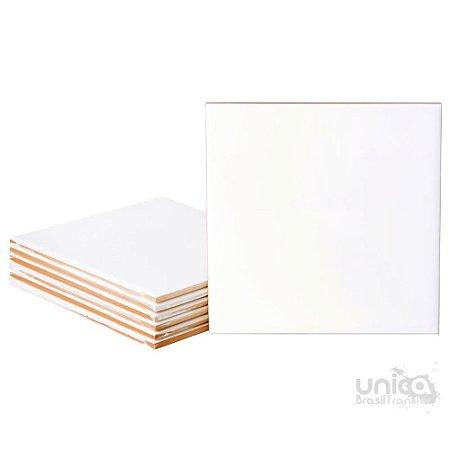 Azulejo de Cerâmica Branco 11x11