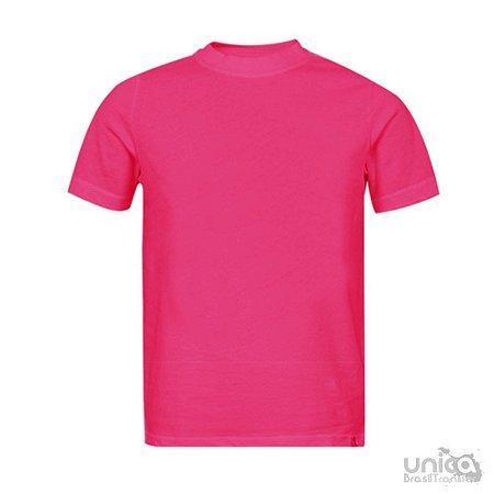 Camiseta Infantil Rosa Flour - Trix