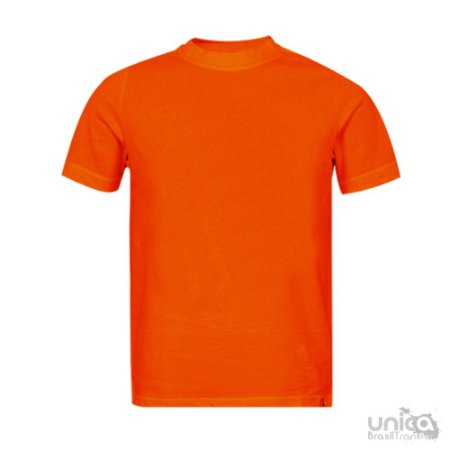Camiseta Infantil Laranja Flour - Trix