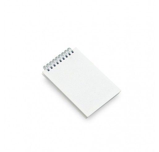 Caderneta De Anotações com Capa Pet para Sublimação