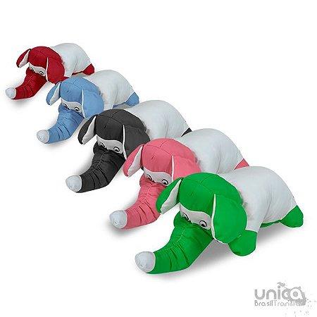 Almofada Para Sublimação em formato de Elefante