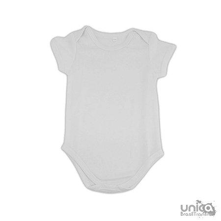 Body Baby Para Sublimação 100% Poliester