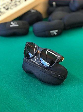Óculos Quadrado Tartaruga
