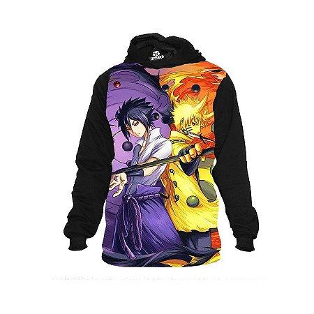 Moletom Sasuke & Naruto