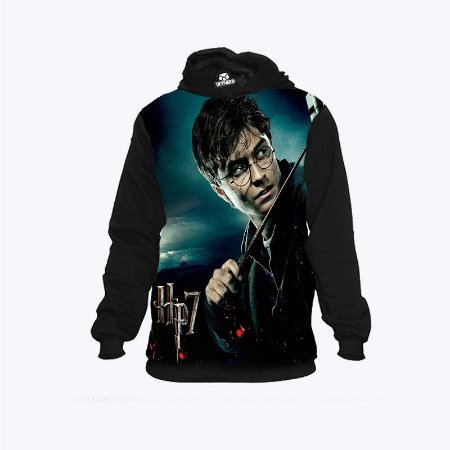 Moletom Harry Potter HP7