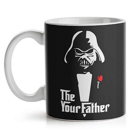 Caneca Geek Side - The Your Father - Igeek - Loja de Presentes ... d3d2b8b9bf