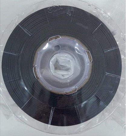 Filamento PLA Basic 1kg 1,75 prototipo (tons de cinza)