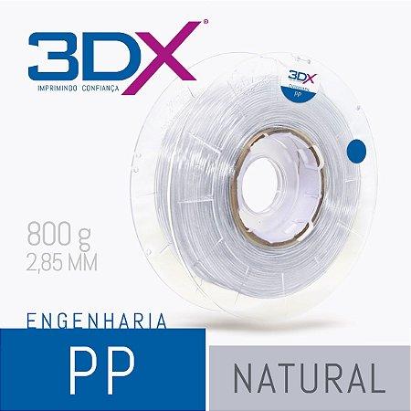 Filamento PP Natural 2,85 MM 800g (polipropileno)