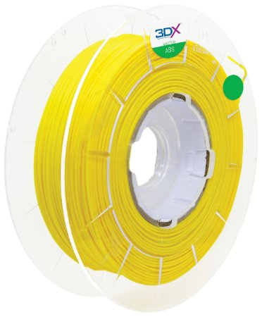 Filamento ABS FI 1kg 1,75 Amarelo