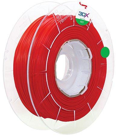 Filamento ABS FI 1kg 1,75 Vermelho