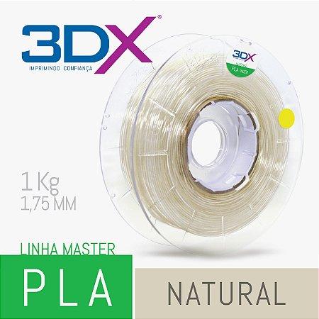 Filamento PLA HT 1kg 1,75 Natural