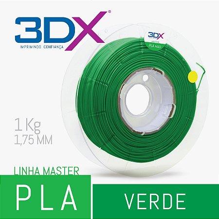 Filamento PLA HT 1kg 1,75 Verde
