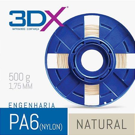 Filamento S2 PA Nylon 1,75 500g Natural