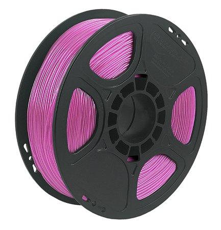 Filamento TPU Flexível D40 1kg 1,75 Rosa (Realmaker)