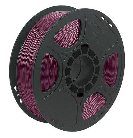 Filamento TPU Flexível D40 1kg 1,75 Roxo (Realmaker)