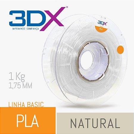 Filamento Pla Basic 1,75 Mm 1kg Natural