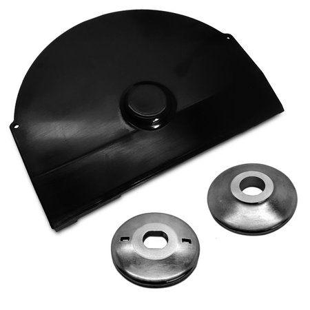Kit Proteção do Disco + Flanges + Porca TT200 - Norton Clipper