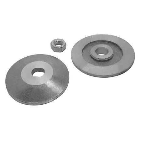 Kit Flanges e Porca TR231GL - Norton Clipper