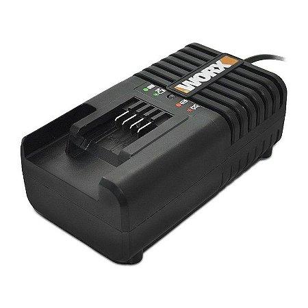 Carregador para Martelete SDS-plus WX390.1 / Multiferramenta Oscilante WX678 -Worx