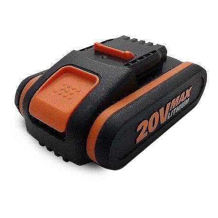 Bateria 20V Li-on 2.0Ah POWERSHARE - Worx