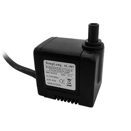 Bomba D'água Elétrica TR231 TR232 (230V 6.5W 60Hz) - Norton Clipper