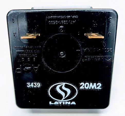 Timer Mecanico 20 Minutos 2 Molhos - V0 - Latina - 220118