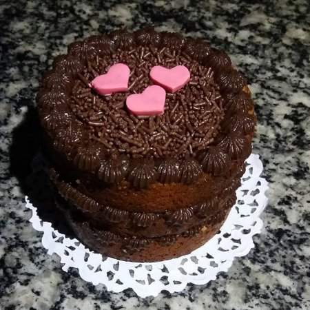 Mine Niked Cake Chocolates 200g