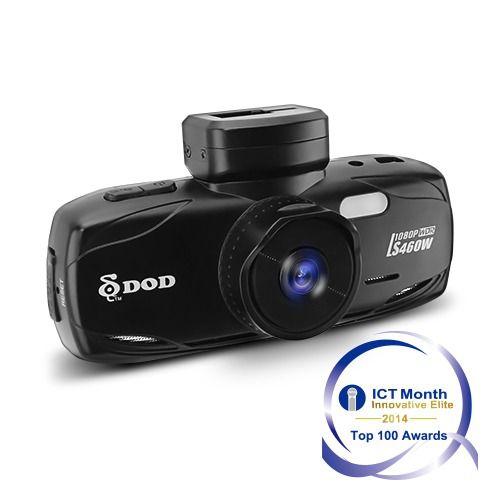 Câmera Filmadora Veicular Dod Ls460w Full Hd Com Gps