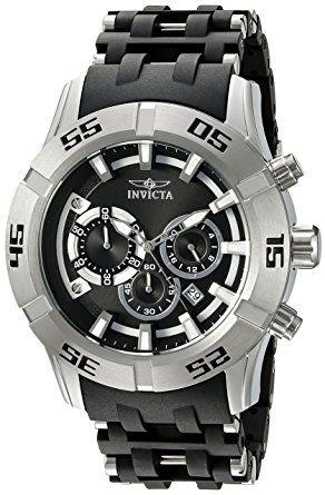 Relógio Invicta Modelo 21816 -Sea Spider- Quartz
