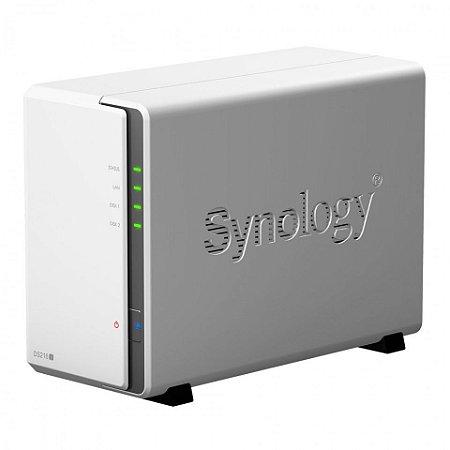 Storage de rede Synology DiskStation DS216j 2 Baias