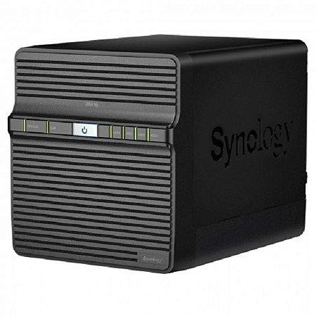 Storage de rede Synology DiskStation DS416j 4 Baias