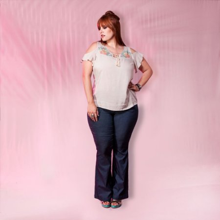 Bata Plus Size Viscose