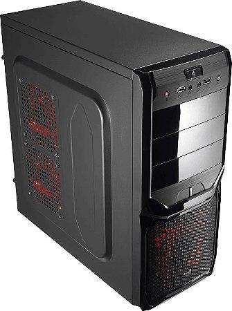 Cpu Gamer Médio - Core i3, Memória 8Gb, Hd 1Tb, Gravador de Dvd, Placa de Vídeo 1Gb, Fonte 650W