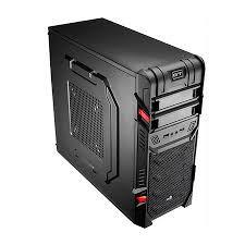 Cpu Gamer Avançado - Core i5, Memória 16Gb, Hd Ssd 240Gb + Hd 1Tb, Gravador de Dvd, Placa de Vídeo 2Gb, Fonte 650W