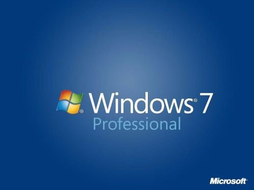 Software Windows 7 PRO 64Bits Cartão FPP